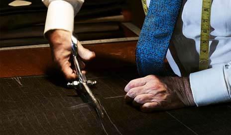 Taille et coupe du vêtement