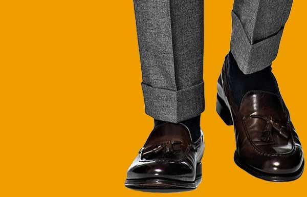 Comment choisir le pantalon et le jean parfaits style vestimentaire les nouveaux hommes - Comment faire un ourlet de jean ...